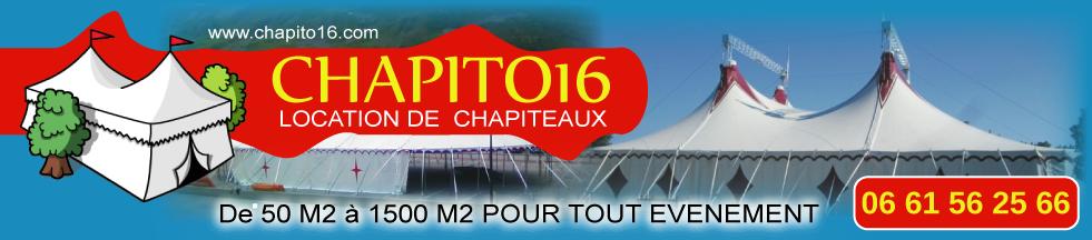 location de chapiteaux Angoulême Charente avec chapito16